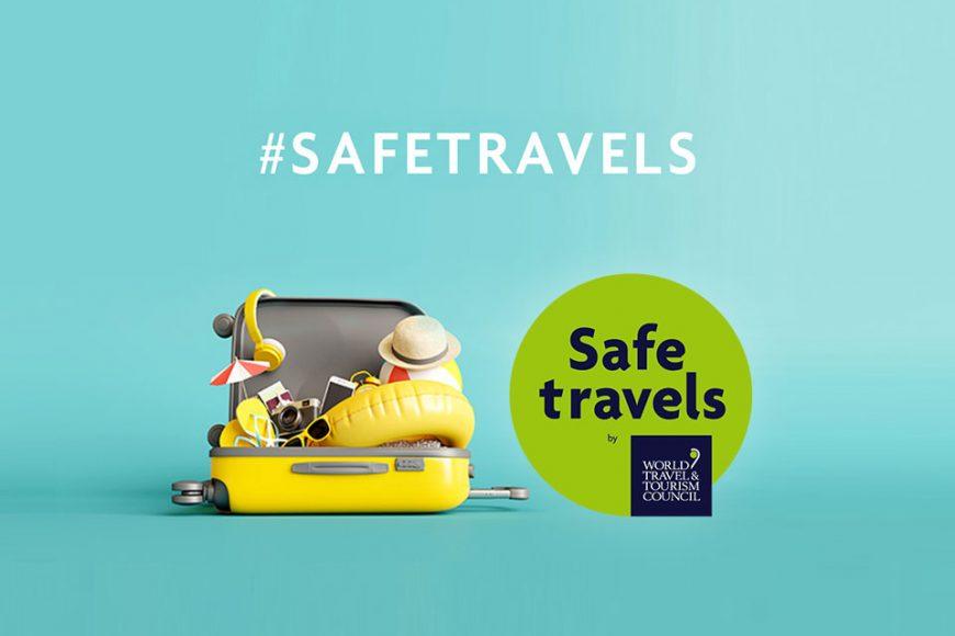 Certificazione Safe Travels per  autoservizi Davide Guerrera